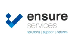 Ensure logo